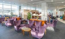 法蘭克福機場【暫停開放】Sky Lounge (T2)