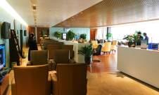 成都雙流國際機場EF連廊休息室