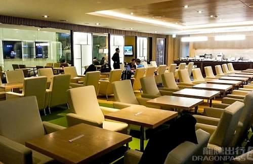 ICNSky Hub Lounge (East Wing)