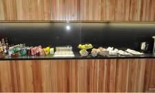蓬塔德尔加达-若昂保罗二世机场Sata Plus Lounge
