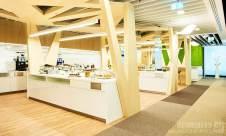華沙肖邦機場Preludium Executive Lounge