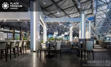 台湾桃园国际机场环亚机场贵宾室 Plaza Premium Lounge (T2 Zone A1)