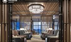 台湾桃园国际机场环亚机场贵宾室 Plaza Premium Lounge (T2 Zone A)