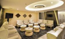 梭罗国际机场Concordia Lounge