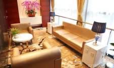 上海浦東國際機場吉祥航空86號貴賓室