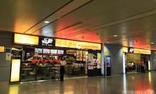 廣州白云國際機場樂稻港式餐廳、唯憶面館、原磨豆漿