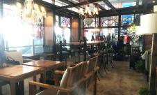 北京首都國際機場漫咖啡(安檢后)