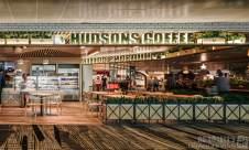 新加坡樟宜機場【暫停開放】Hudsons Coffee