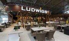 法蘭克福機場Ludwigs