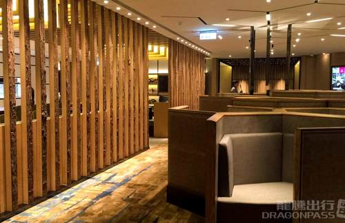 TPE环亚机场贵宾室 Plaza Premium Lounge (T1 Zone D)